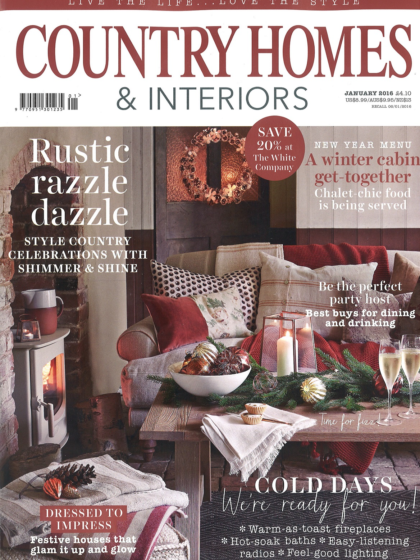 country homes and interiors subscription. COUNTRY HOMES \u0026 INTERIORS Country Homes And Interiors Subscription 5